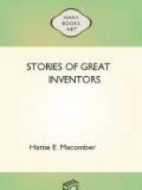 Stories of Great Inventors