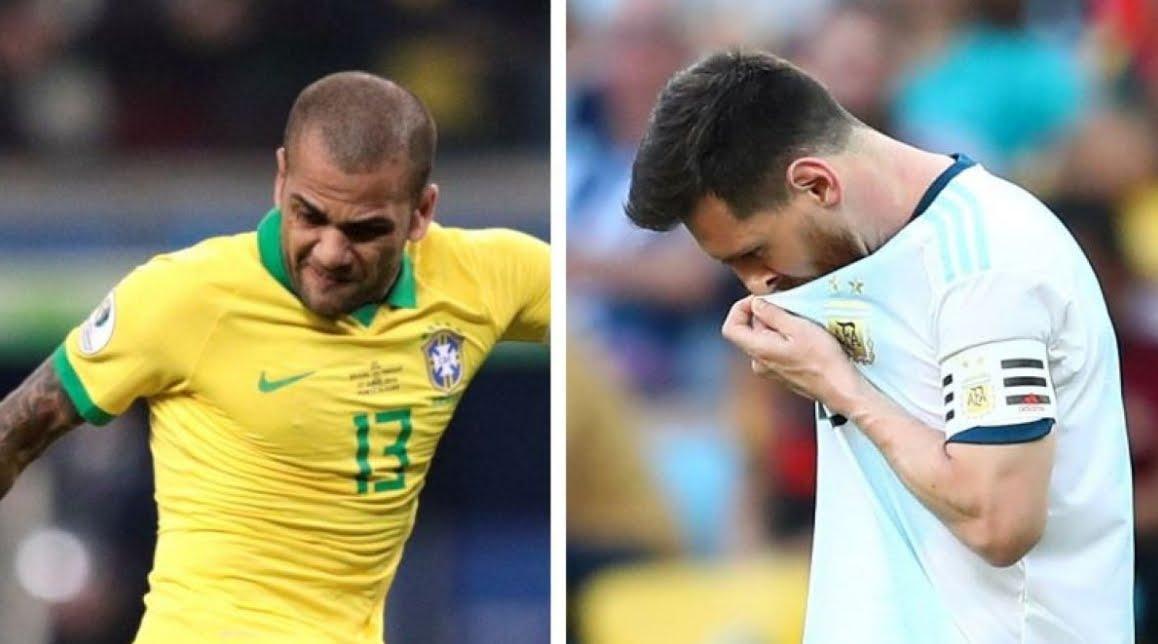BRASILE-ARGENTINA Streaming Gratis: info Youtube Diretta Facebook, dove vedere Semifinale Coppa America 2019