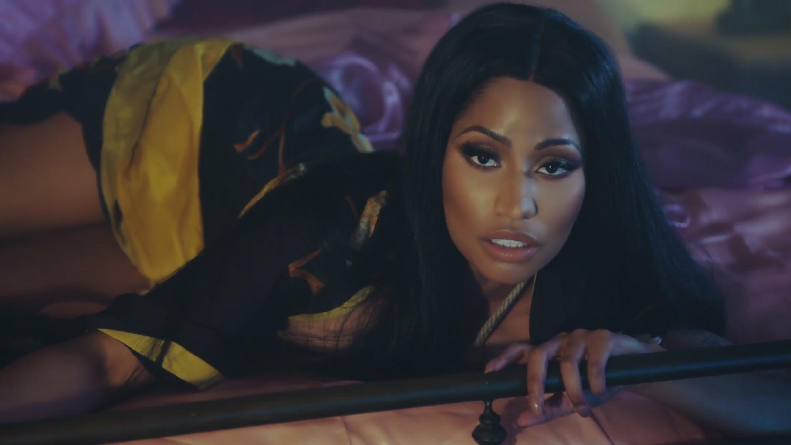 Nós fizemos uma extensa pesquisa sobre o ano de Nicki Minaj.