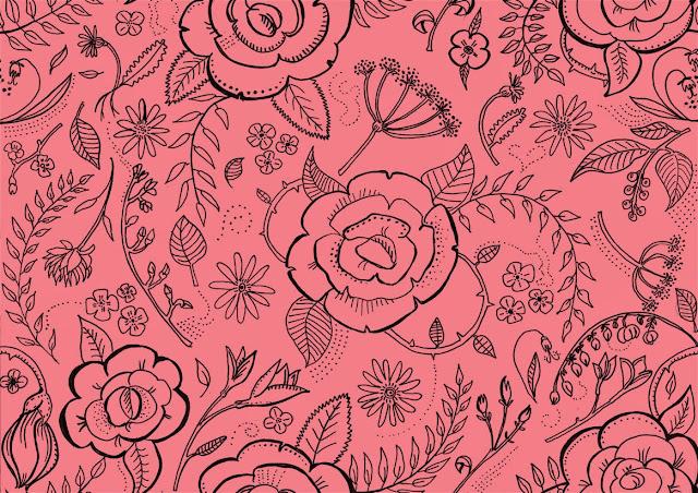 motif floral_hellojune