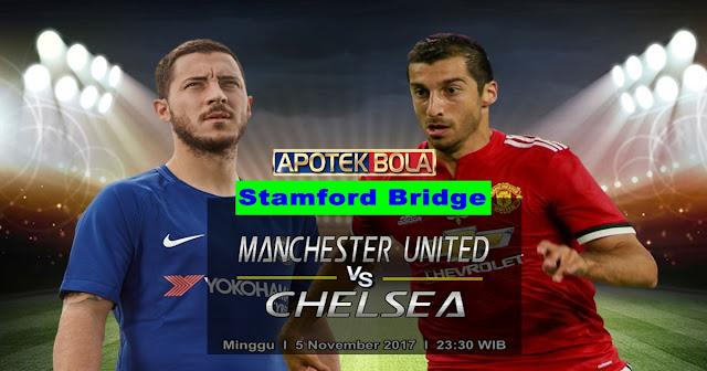 Chelsea vs Manchester United 5 November 2017