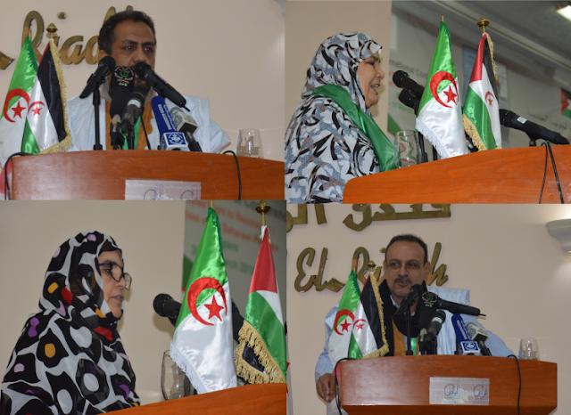 عرض شهادات صادمة حول أوضاع حقوق الانسان في الأراضي المحتلة من الصحراء الغربية