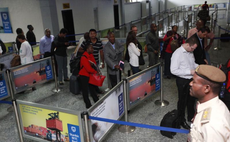 airports in nigeria