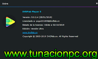 Descargar DVDFab Media Player Ultra