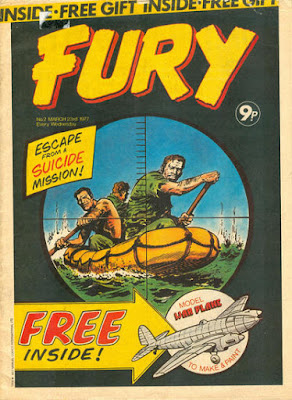 Marvel UK, Fury #2
