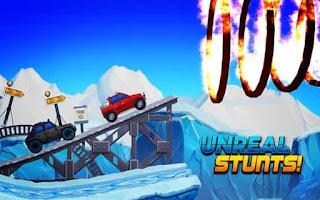 Arctic Roads: Car Racing Game Apk - Free Download Android Game