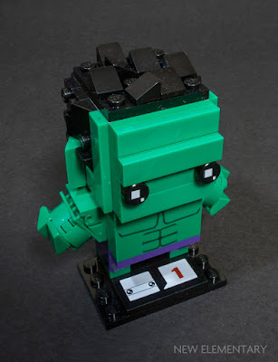 41592 The Hulk LEGO® BrickHeadz