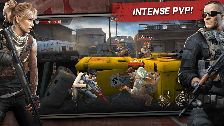 Left to Survive PvP Zombie Shooter APK MOD MENU 2021 v 4.8.1
