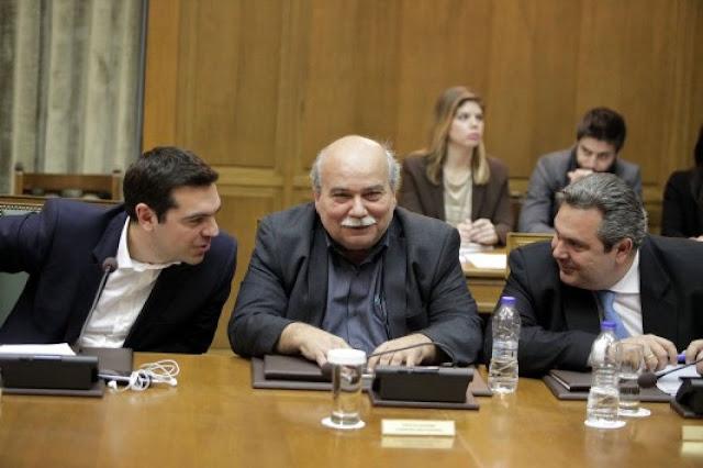 Της Βουλής ποίων Ελλήνων είστε πρόεδρος, κ. Βούτση;