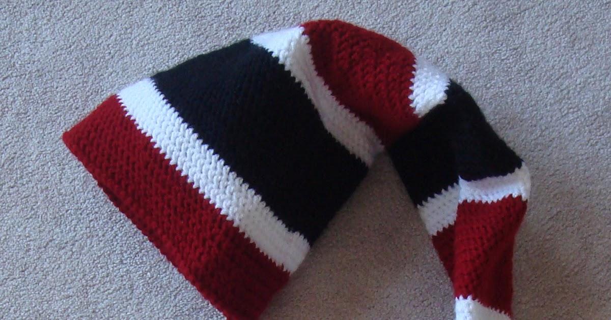 Third Time s a Charm  Tutorial! Crocheted Long Stocking Cap a23c0a2b0e2