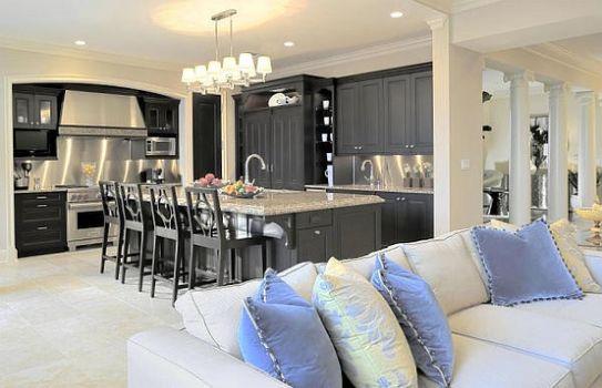 Ideas para separar ambientes colores en casa for Ideas para dividir sala y comedor