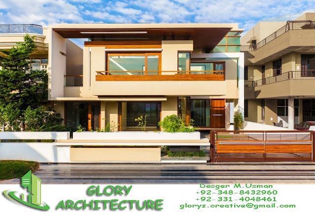 50x90 House Elevation 50x90 Islamabad House Elevation
