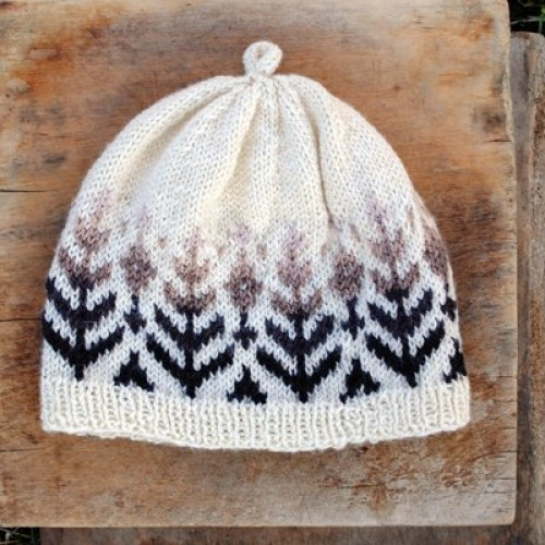 Little Fair Isle Hat - Free Pattern