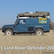 Anatomy of a Land Rover Defender 110 200Tdi