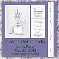 Lavender Fields Linky Party!