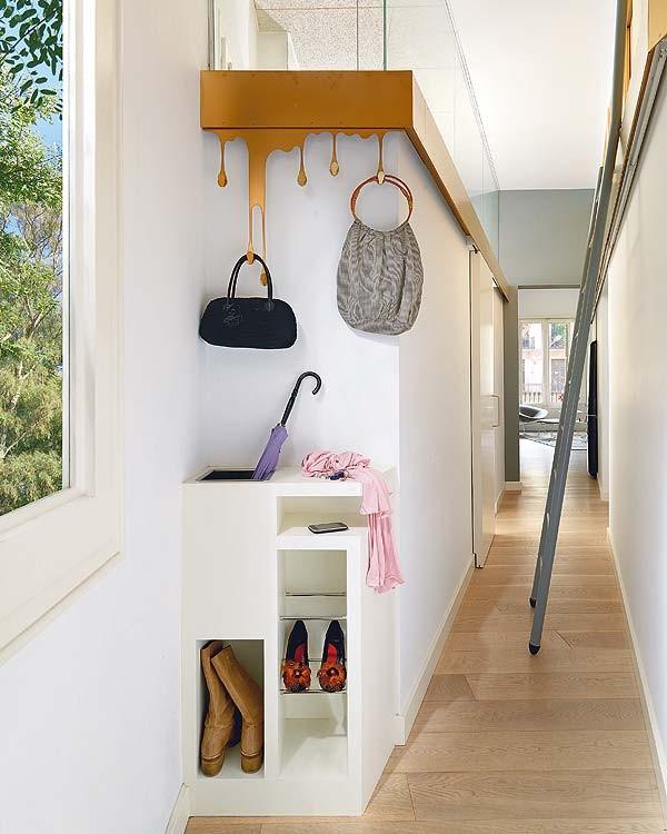 Hogares frescos apartamento de colores con explosi n de - Maison decor barcelona ...