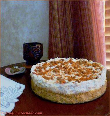Peanut Butter Lover's Pie, a no-bake cheesecake with peanut butter flavor in every bite | Recipe developed by www.BakingInATornado.com | #recipe #dessert