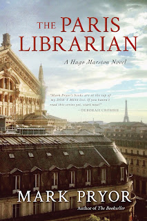 http://www.amazon.com/Paris-Librarian-Hugo-Marston-Novel/dp/1633881776/ref=tmm_pap_swatch_0?_encoding=UTF8&qid=&sr=