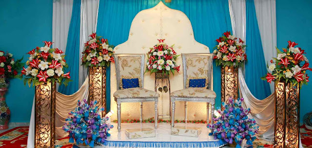 Asian wedding venue