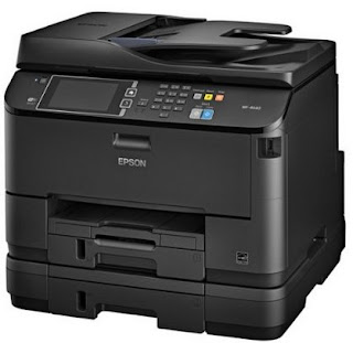 Epson WorkForce Pro WF-4640 Driver Download Free