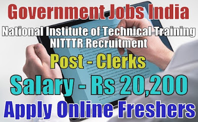 NITTTR Recruitment 2018