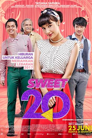 Jadwal SWEET 20 di Bioskop