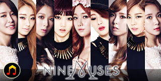 Lyric : 9Muses (Nine Muses) - Hate Me