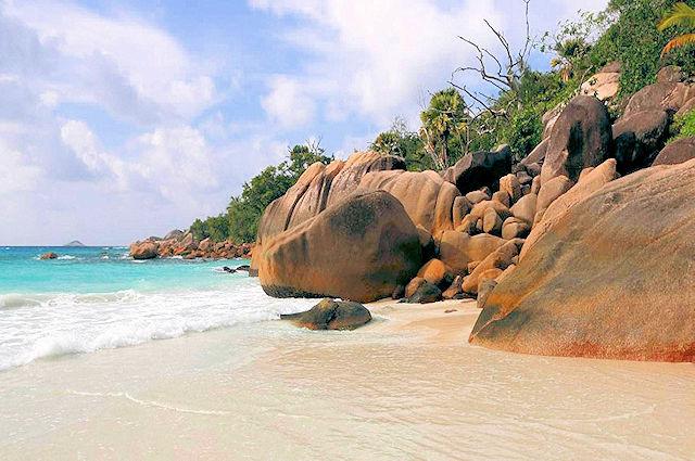 Insel Praslin (C) JUREBU