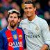 Cristiano elogió a Lionel Messi
