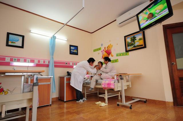 Phòng khám tại chung cư Vinata Tower