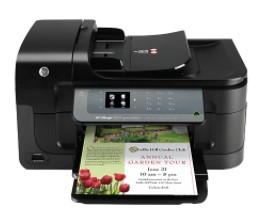 HP Officejet 6500A - E710 Download Drivers and Software