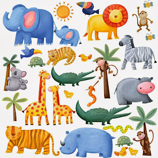 Zoo Animals Pictures