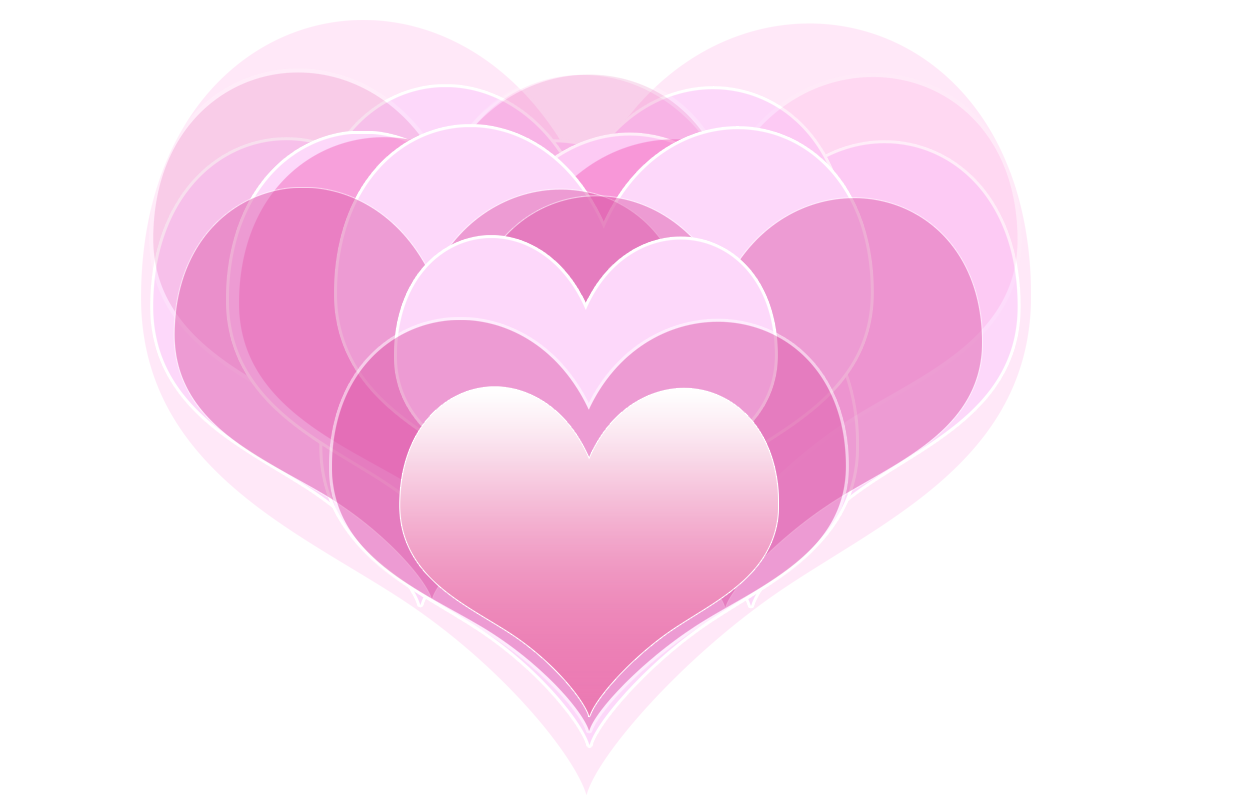 Valentine Day Heart Clipart