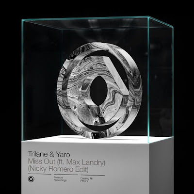 "Trilane & Yaro's ""Miss Out"" Receives Nicky Romero's Edit"