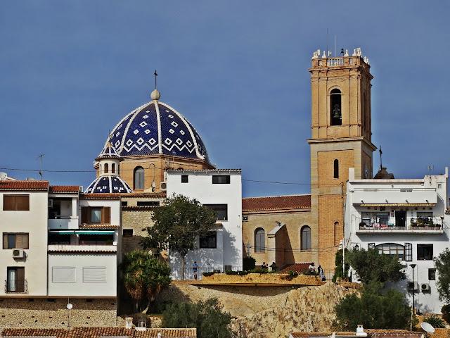 kościółek La Mare de Deu del Konsol,