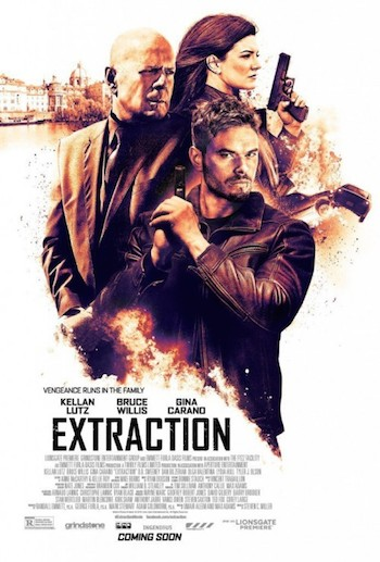 Extraction 2015 English Movie Download