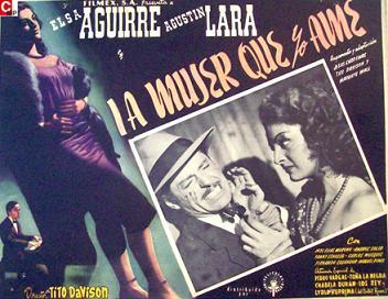 La mujer que yo amé (1950)