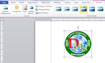 Cara Cepat Menghilangkan Background Putih Pada Gambar Logo