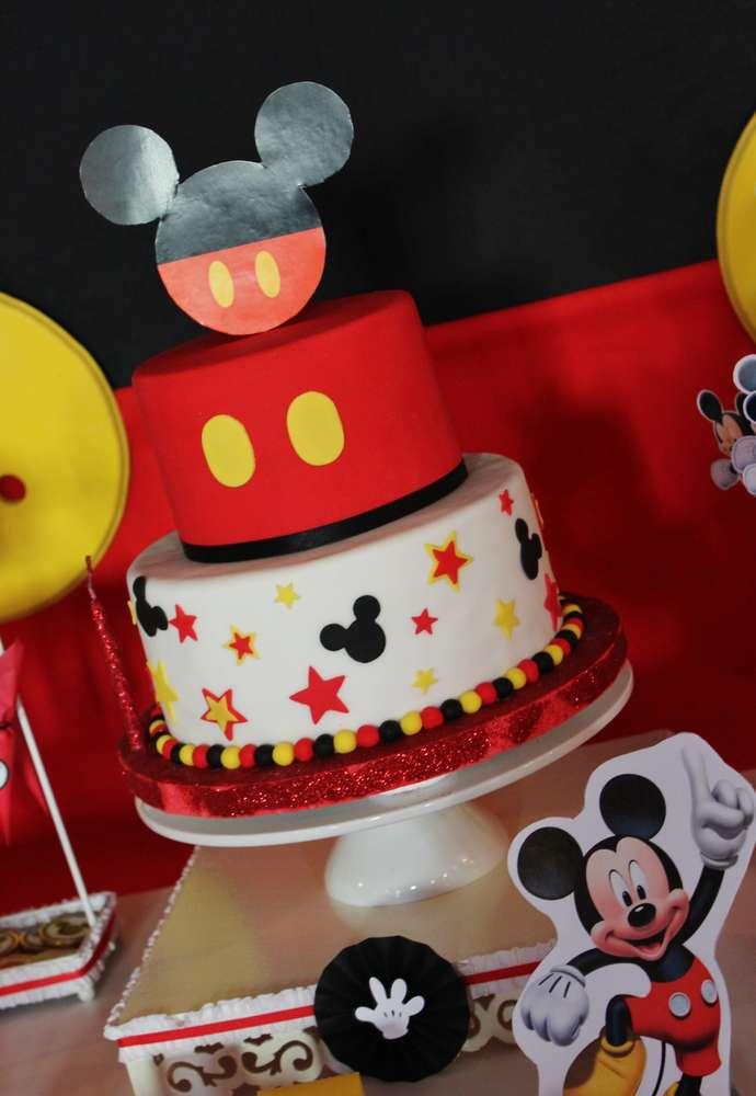 30 Ideas Fant 225 Sticas Para Festejar Con Mickey Mouse M 225 S