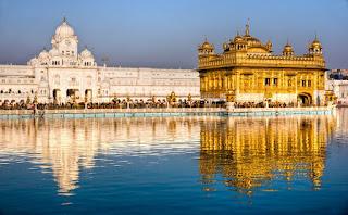 Golden Temple or Swarna mandir
