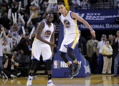 "NBA : Warriors Host Clippers in ""Second Half"" Tip-Off"