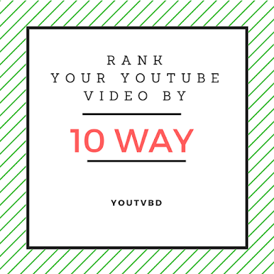 How to rank youtube video 2017