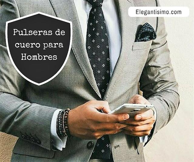 9cc3977c347c Pulseras y brazaletes de cuero para hombres en Miraflores - Lima ...