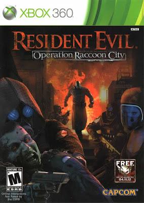 Resident Evil: Operation Raccoon City Legendado PT-BR (JTAG/RGH) Xbox 360 Torrent