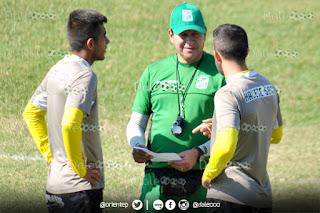 Oriente Petrolero - Eduardo Villegas - Marcel Román - Ricky Añez - DaleOoo
