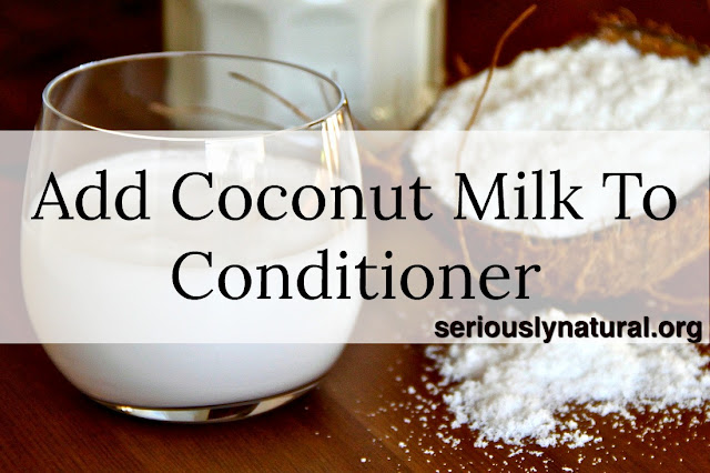 Click here to buy RENPURE COCONUT MILK NOURISHING CONDITIONER for your natural hair.