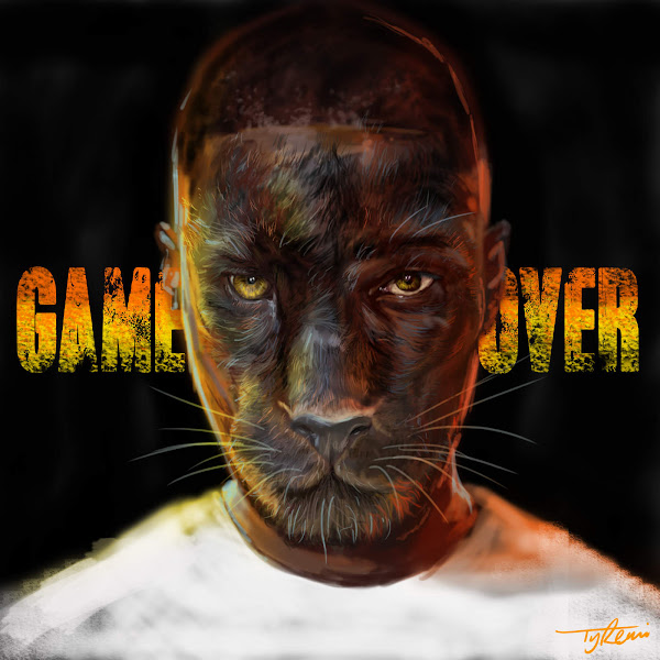Dave - Game Over Cover