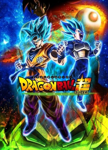 Dragon Ball Super – Filme: Broly 2018
