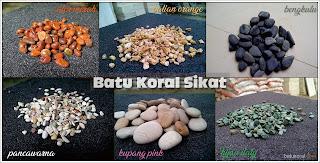 jual batu koral murah dan lengkap