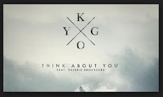 Lirik Lagu Think about you - Kygo ft Valerir Broussard